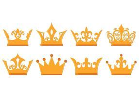 【皇冠图腾】34套 Illustrator 皇冠照片下载,可爱皇冠图案推荐款