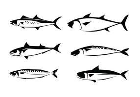 【小鱼卡通图】38套 Illustrator 小鱼图腾下载,小鱼图画推荐款