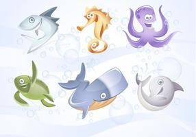 【章鱼卡通图】38套 Illustrator 章鱼图片下载,章鱼图案推荐款