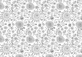 【花草素材】68套 Illustrator 花草图案下载,花草背景推荐款