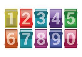 【数字icon】68套数字图案下载,符号数字素材图库推荐