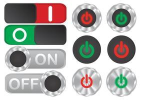 【开关图示】35套illustrator 按钮开关图案下载,开关符号推荐