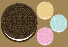 Oreo Cookie Vectors
