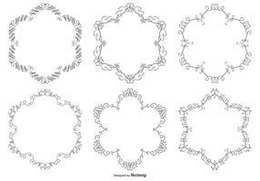 【AI边框素材】85套专业版Illustrator 边框素材AI档下载