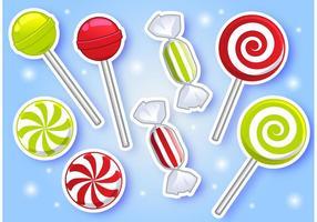 Peppermint Candy Vectors