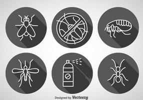 【蚊子卡通图】30套 Illustrator 蚊子图案下载,蚊子图片推荐款