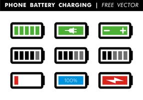 【电池图案】40套illustrator 手机电量充电图案下载