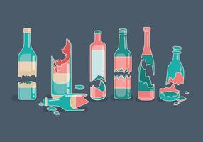【瓶身设计】71套Illustrator 瓶罐贴纸设计模板免费下载