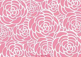 【玫瑰花桌布】70套illustrator 玫瑰花图案素材下载,玫瑰图腾推荐款