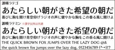 【新闻字体】新闻媒体可用的免费新闻字体下载、可支持繁体中文字