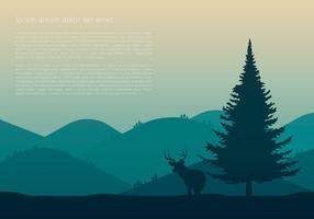 【麋鹿图案】34套 Illustrator 麋鹿图片下载,麋鹿插画推荐款