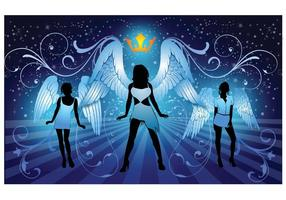 【天使图案】精选37款天使图案下载,天使图免费推荐款