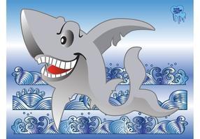 【鲨鱼图案】38套 Illustrator 鲨鱼图片下载,鲨鱼图画推荐款