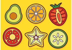 【蔬果图案】31套 Illustrator 蔬果素材下载,蔬果图库推荐款