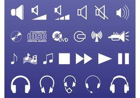 【喇叭符号】34套 Illustrator 喇叭icon下载,喇叭图案推荐款