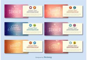 【邀请卡设计】精选38款邀请卡设计下载,电子设计范本免费推荐款