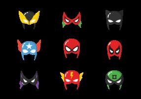 【面具设计】精选34款面具设计下载,面具制作免费推荐款