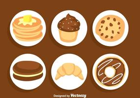 Sweet Cake Vector Sets