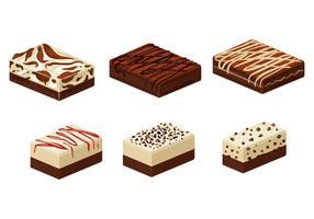 Types of Brownie Cakes