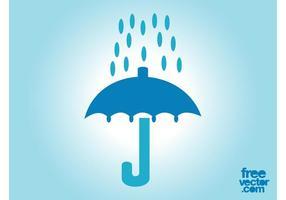 【下雨图案】32套 Illustrator 下雨图片下载,下雨素材推荐款