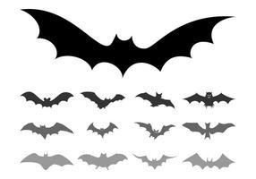 【蝙蝠图案】38套 Illustrator 蝙蝠 q 版图下载,蝙蝠图腾推荐款