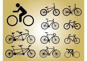【脚踏车图案】70套illustrator 脚踏车图案下载,脚踏车图示推荐