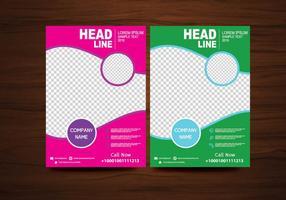 【封面范本】92套专业版 Illustrator封面设计范本下载,封面模板推荐款