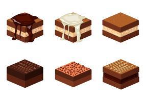 Brownie Illustration