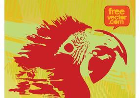 【鹦鹉卡通图】34套 Illustrator 鹦鹉图片下载,鹦鹉图案推荐款