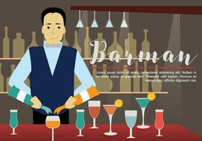 【酒吧素材】34套 Illustrator 酒吧图片下载,酒吧背景推荐款