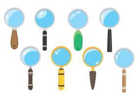 【放大镜 icon】38套 Illustrator 放大镜符号下载,放大镜素材推荐款