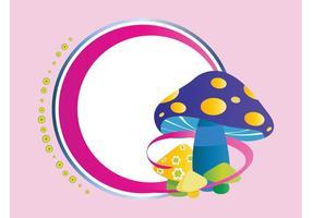 【香菇图片】55套 Illustrator 香菇图案下载,香菇插画推荐款