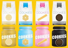 Vector Package Cookies