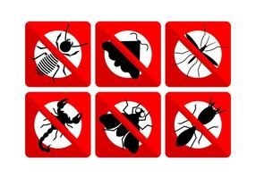 【昆虫图案】100套 illustrator 昆虫图案下载,Q版昆虫推荐款