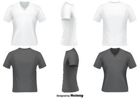 【衣服模板】 45套Illustrator 衣服版型下载,衣服模板AI免费下载