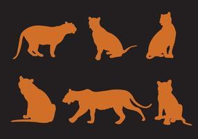 【老虎卡通图】50套 Illustrator 老虎Q版图案下载,老虎图腾推荐款