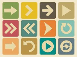 【箭头符号】精选38款箭头符号下载,方向符号免费推荐款