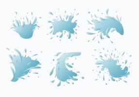 【水花素材】精选35款水花素材下载,水花图案免费推荐款