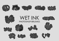 【书法笔刷】40套PHOTOSHOP 中国书法水墨笔刷下载