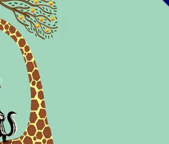 【動物PPT背景】精選12款動物PPT背景下載,可愛動物背景快速套用