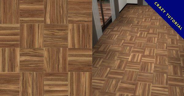 【地板材質】3DMAX精選20款地板材質下載,地板素材免費推薦款