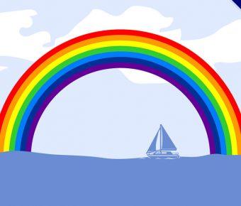 【彩虹素材】精選25款彩虹素材下載,彩虹卡通免費推薦款