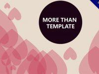 【情人節PPT】精選20款情人節PPT模板下載,情人節範本快速套用