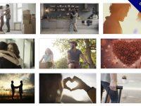 【浪漫影片素材】細緻的50款浪漫影片素材下載,浪漫題材的影片格式