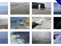 【海浪影片素材】高品質的42款海浪影片素材下載,波浪特效的檔案格式