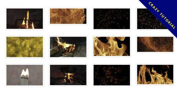 【火焰影片素材】很棒的44款火焰影片素材下載,火焰燃燒動畫的範本檔
