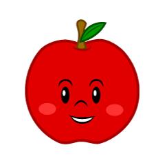 りんごキャラクター