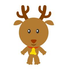 【麋鹿图案】精选18款麋鹿图案下载,麋鹿图片免费推荐款