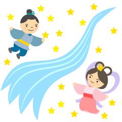 七夕の彦星