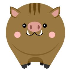【山猪卡通】精选48款山猪卡通下载,山猪图片免费推荐款